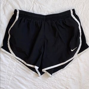 Black Nike DriFit Shorts
